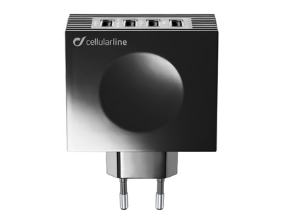 Ladestation 220V, 4 USB porte, 4,2A