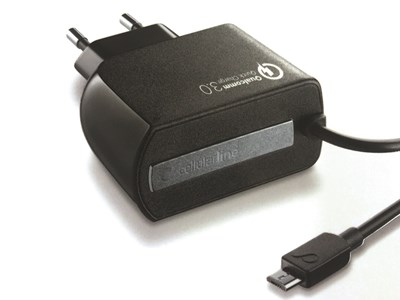 220V Lader, Qualcomm Quick C Micro-USB