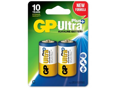 GP Batteri 14AUP-C2/C/LR14 ULTRA PLUS