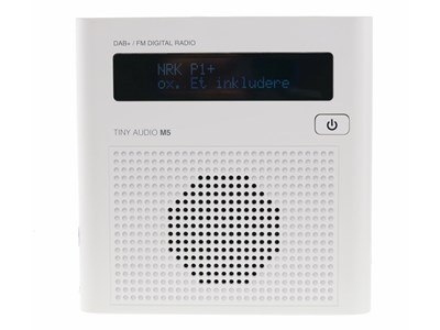 Tiny Audio M5 - DAB+/FM